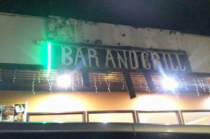 BAR AND GRILL IN PARAU